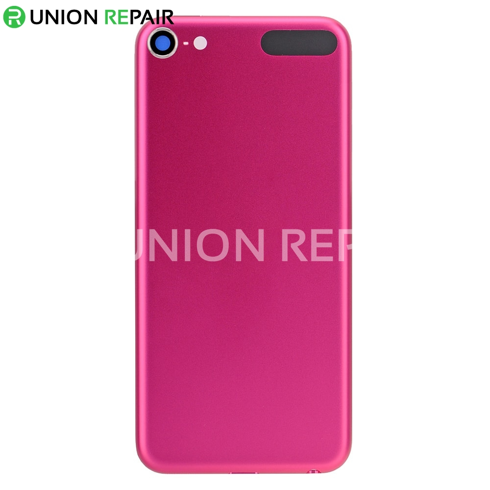 Replacement for iPod Touch 6th Gen Back Cover - Pink