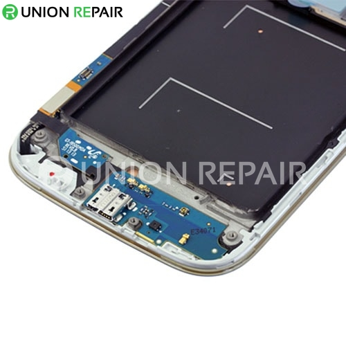 Replacement for Samsung Galaxy S4 i9505 Screen Assembly Black