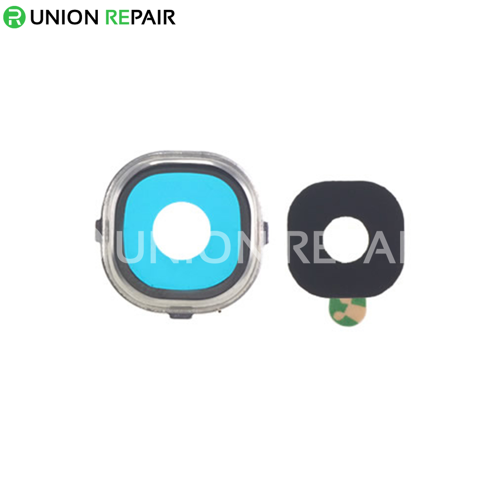 Replacement for Samsung Galaxy S4 i9500 Back Camera Lens with Holder