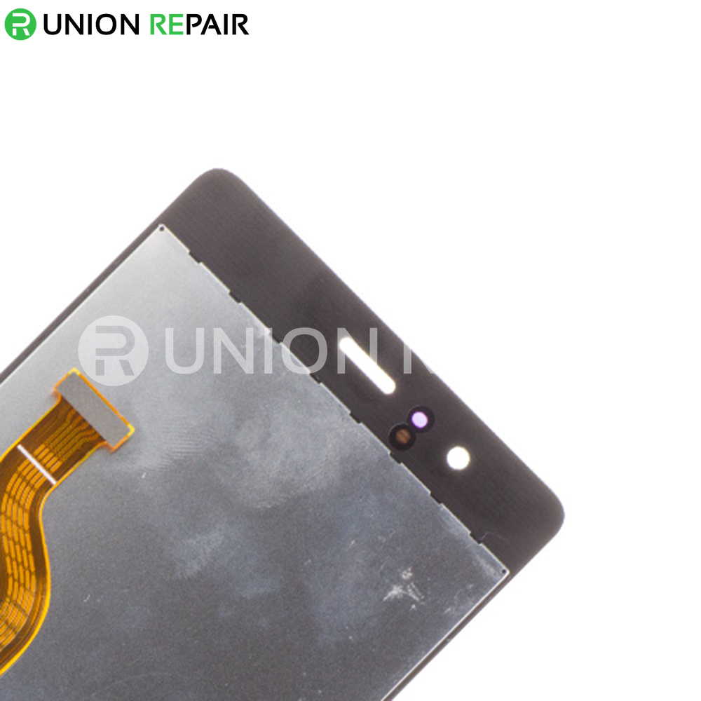 Replacement For Huawei P9 LCD with Digitizer Assembly - Black