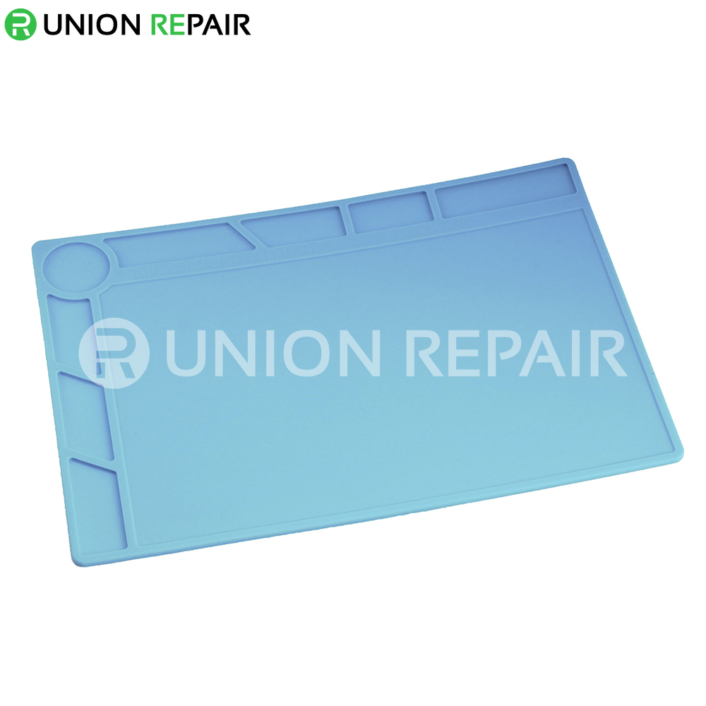 Precision Maintenance Silicone Pad with Scaleplate 340mmx230mm