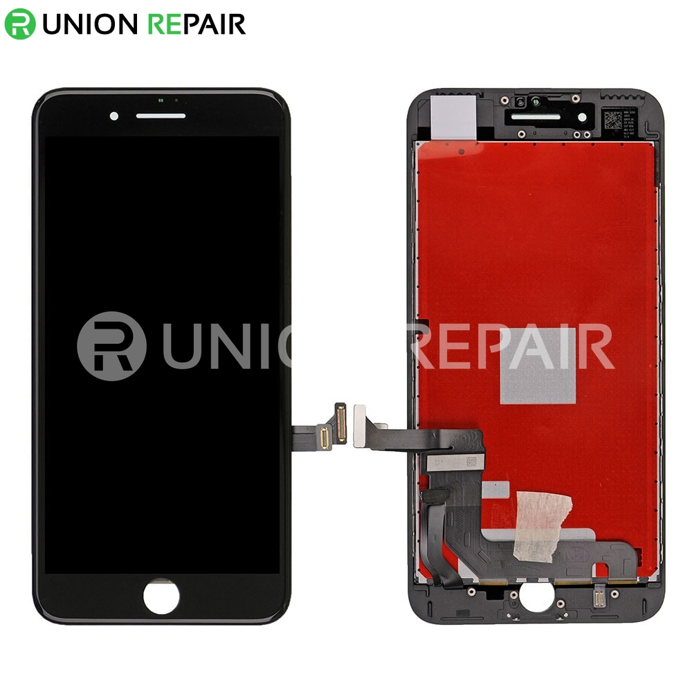 Replacement For iPhone 7 Plus LCD Screen and Digitizer Assembly - Black