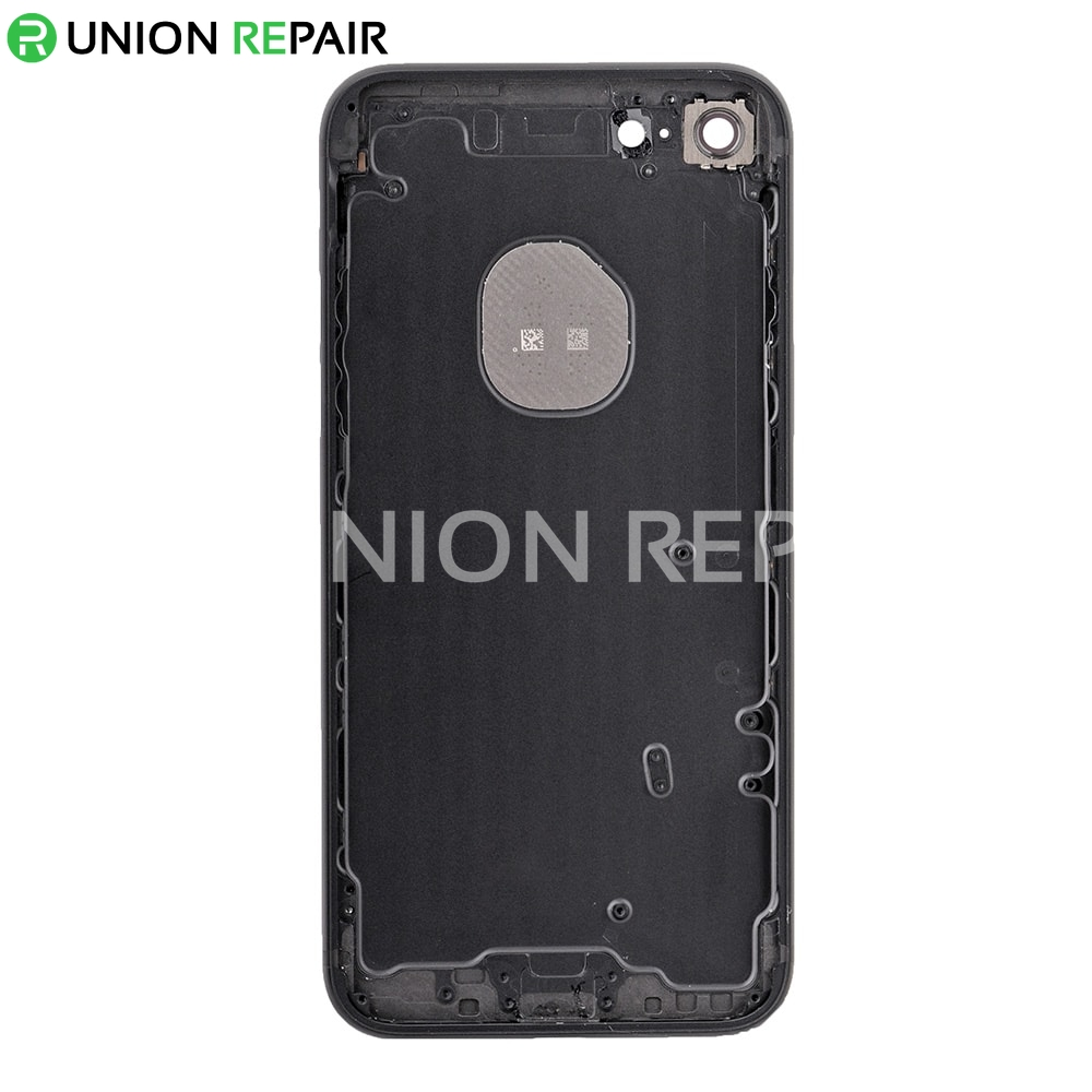 Replacement for iPhone 7 Back Cover - Black