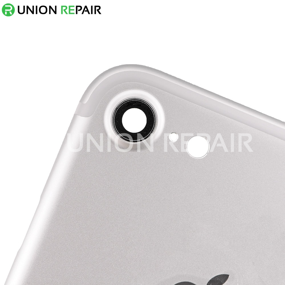 iPhone 7 Back Cover - Silver
