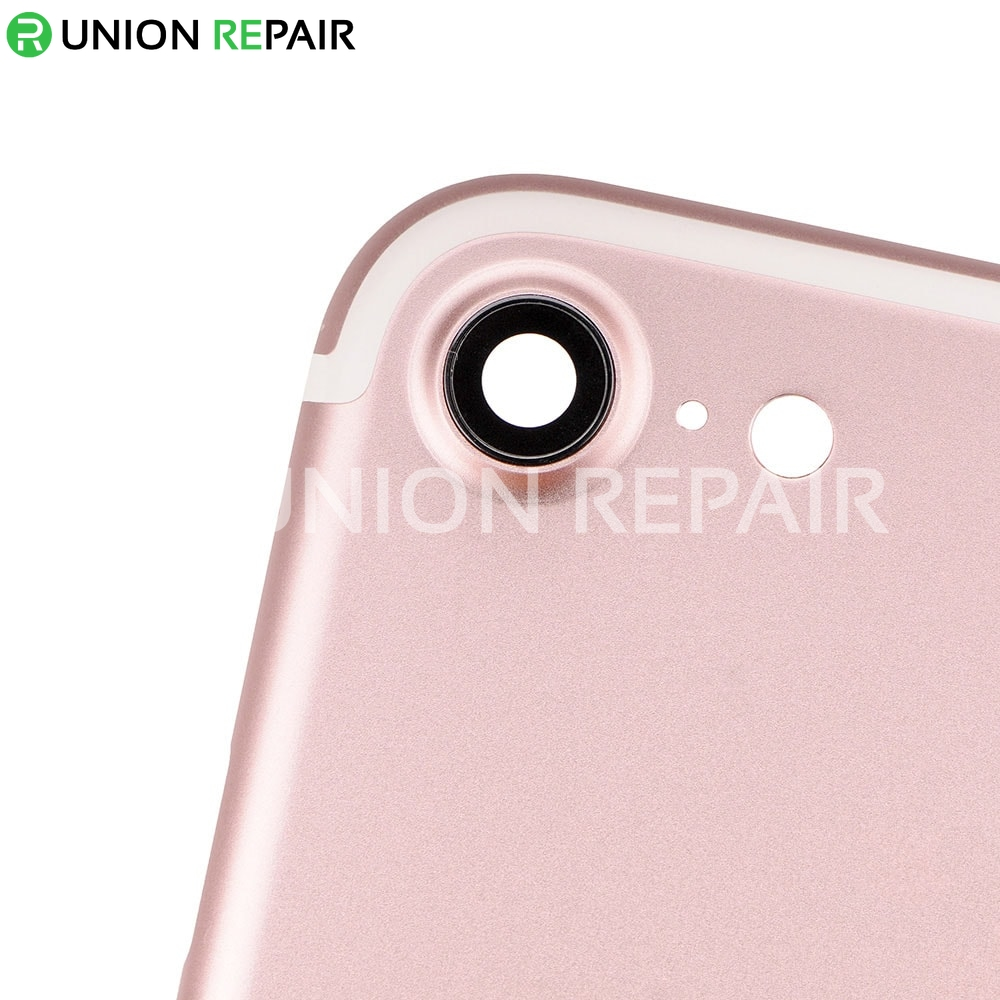 iPhone 7 Back Cover - Rose