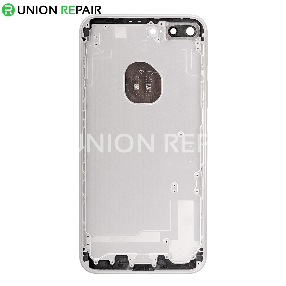 iphone 7 silver cover