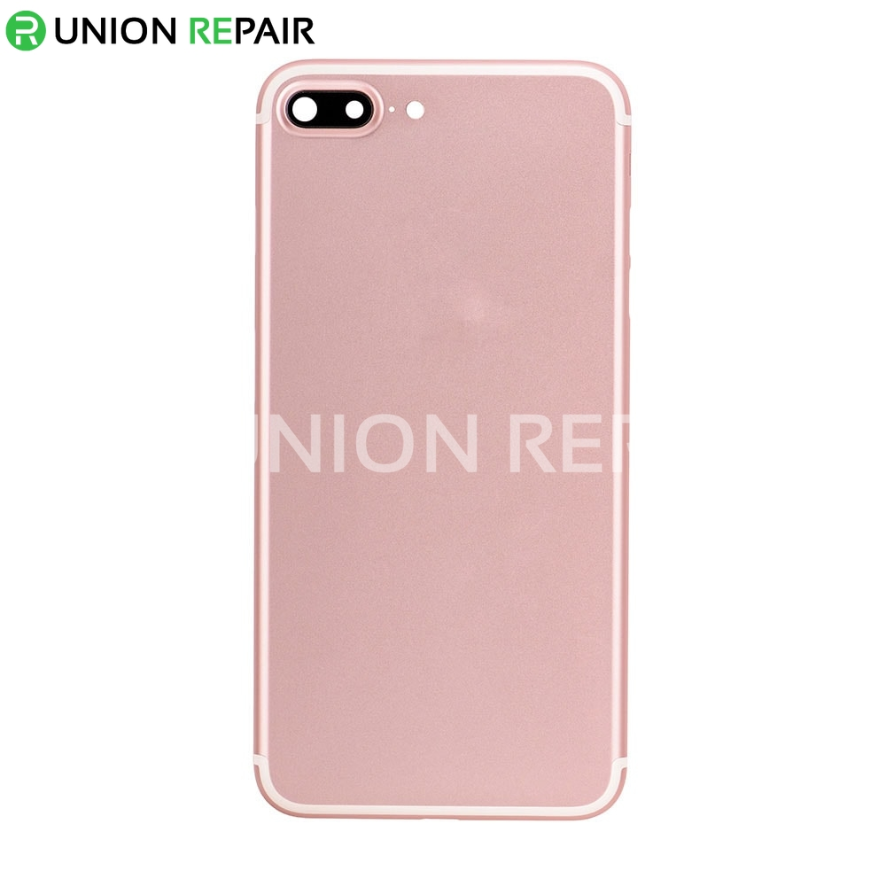 iPhone 7 Plus Back Cover - Rose