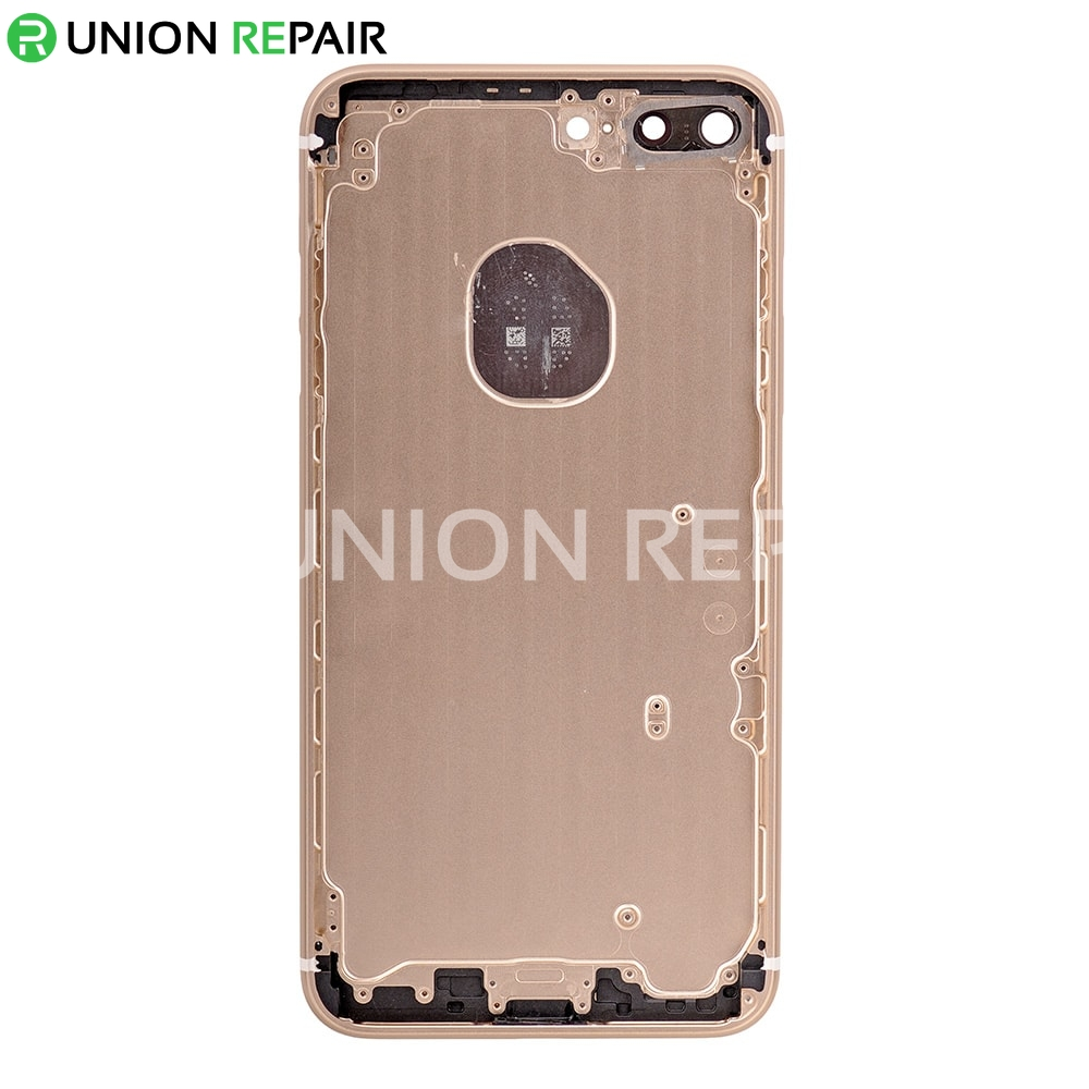Replacement for iPhone 7 Plus Back Cover - Gold