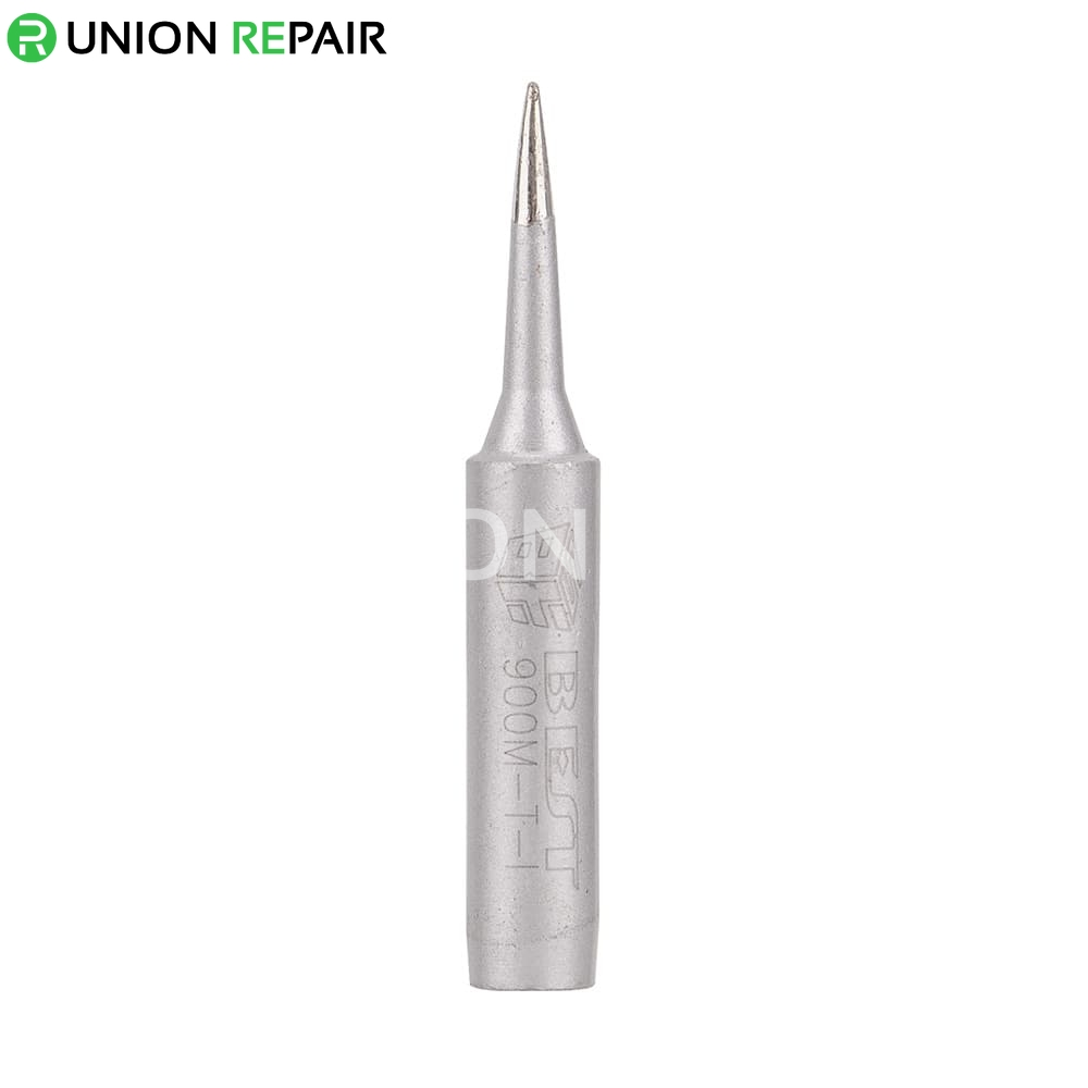 Silver Lead-free Soldering Iron Tip For Soldering Station 936 #BEST 900M-T-I