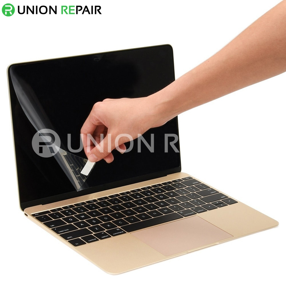 clear screen protector for macbook 12 inch. Black Bedroom Furniture Sets. Home Design Ideas