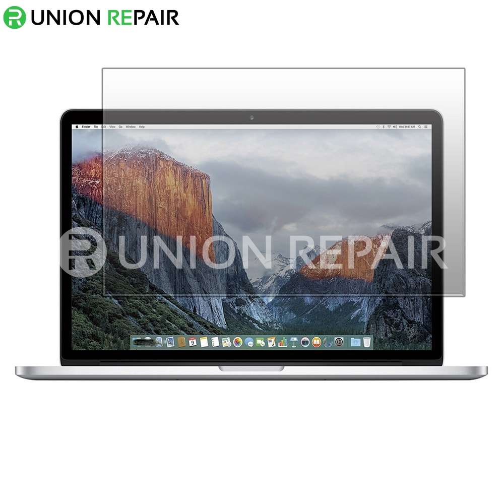Clear Screen Protector for MacBook Pro 15.4