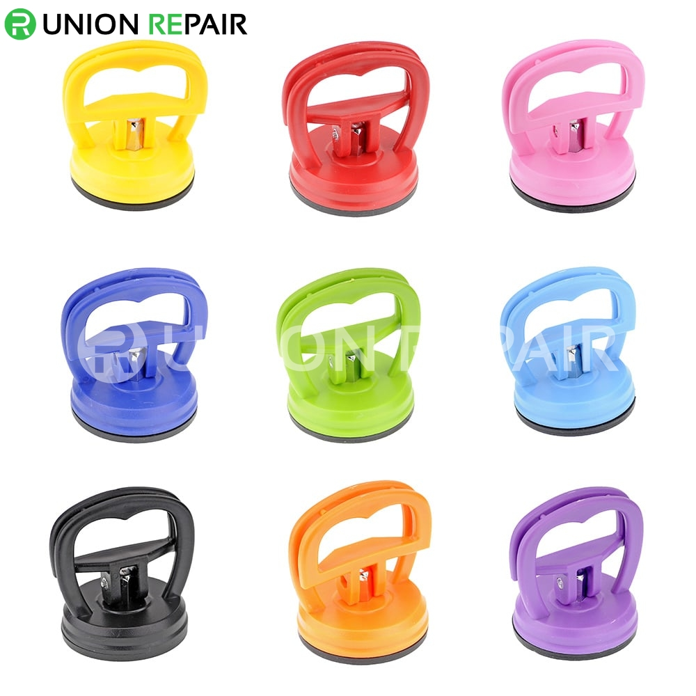 Plastic Single 2.4-inch Heavy-Duty Suction Cup
