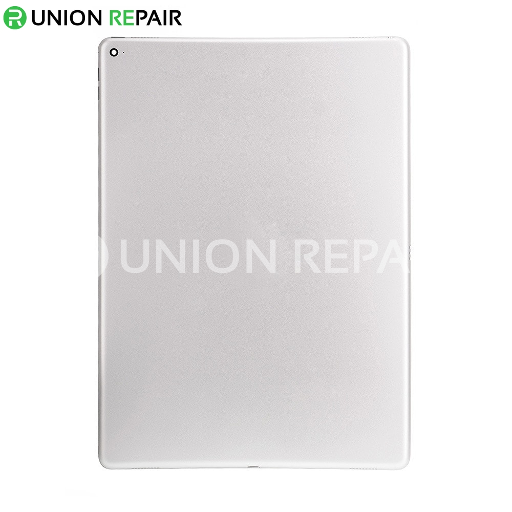 """Replacement for iPad Pro 12.9"""" Silver Back Cover WiFi Version"""