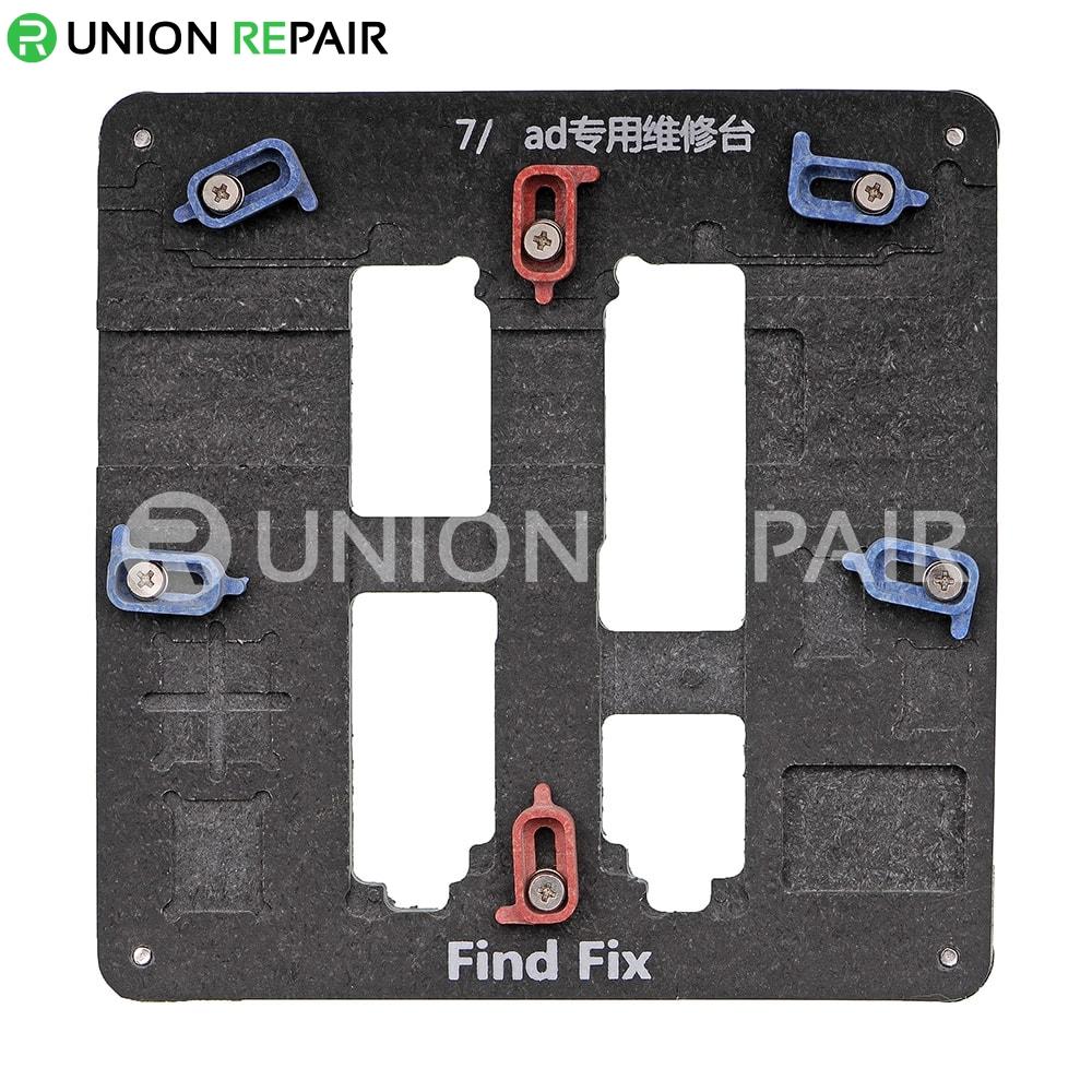 PCB Holder Repair Clamp for iPhone 7 iPad #FindFix