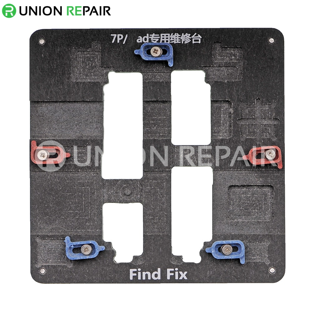 PCB Holder Repair Clamp for iPhone 7 Plus iPad #FindFix
