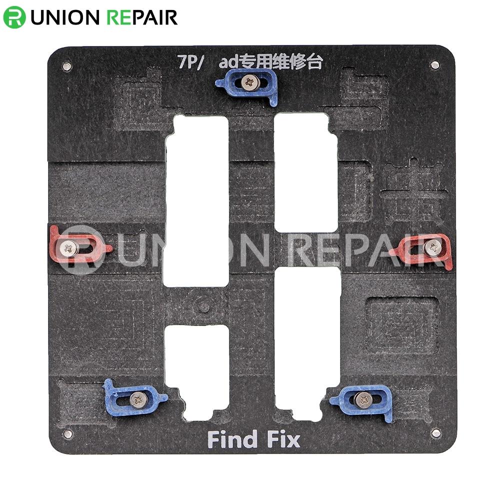 PCB Holder Repair Clamp for iPhone 7 Plus iPad #FindFix