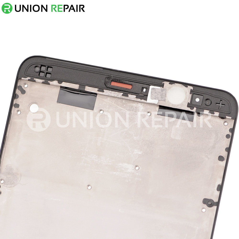 Replacement for Huawei Mate 9 Front Housing LCD Frame Bezel Plate - Black