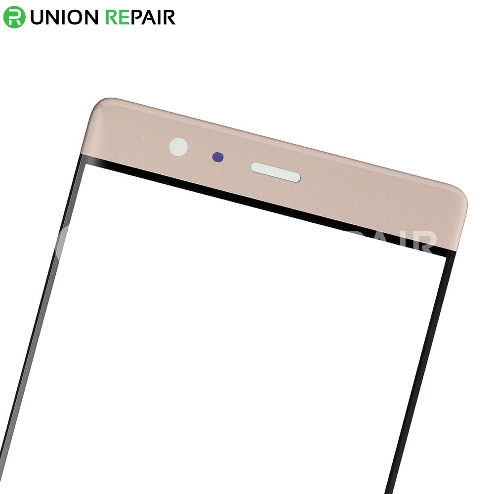 Replacement for Huawei P9 Plus Front Glass Lens - Gold