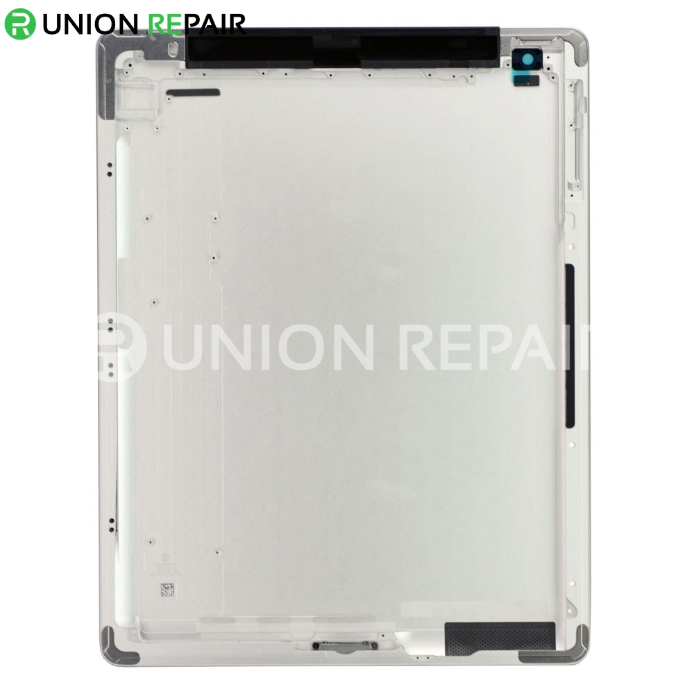 Replacement for iPad 4 Back Cover - 4G Version