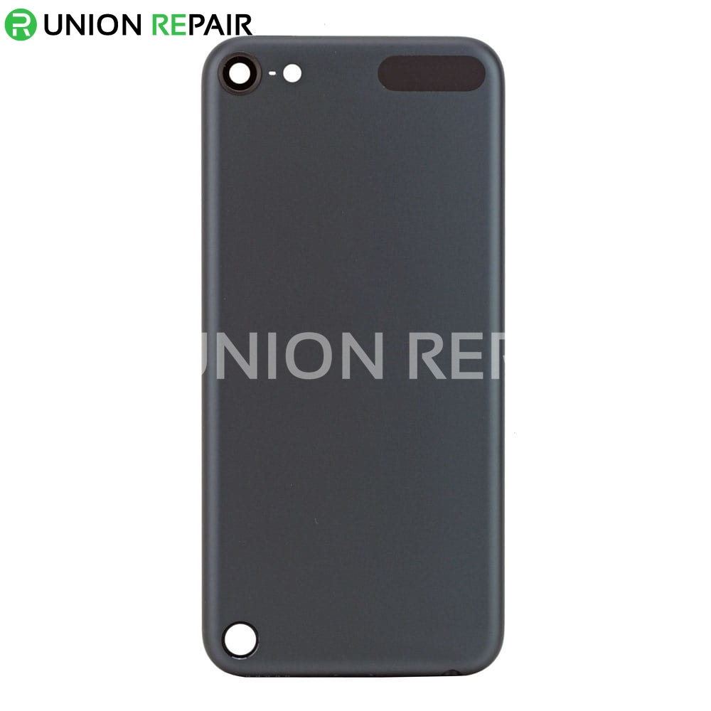 replacement for ipod touch 5th gen back cover black slate rh unionrepair com 6th Gen iPod Touch iPod Touch 5th Gen