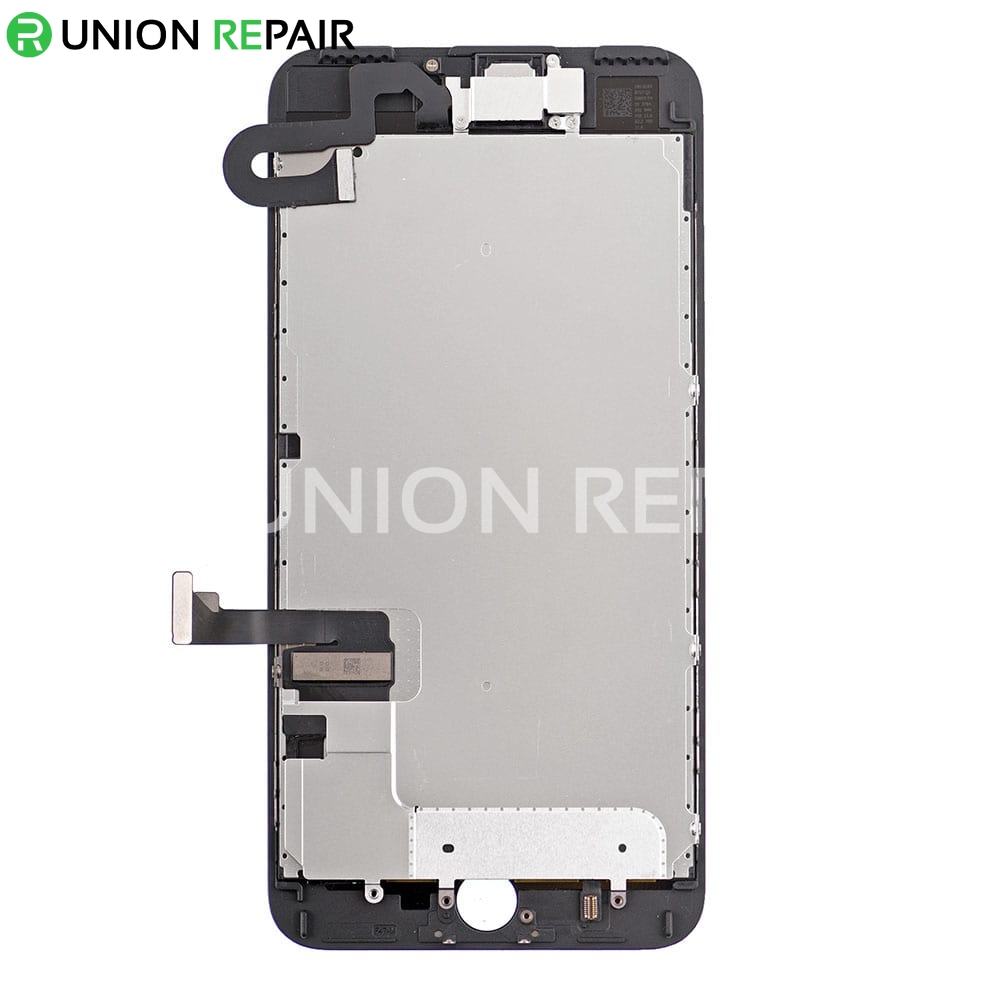 Replacement for iPhone 7 Plus LCD Screen Full Assembly without Home Button - Black