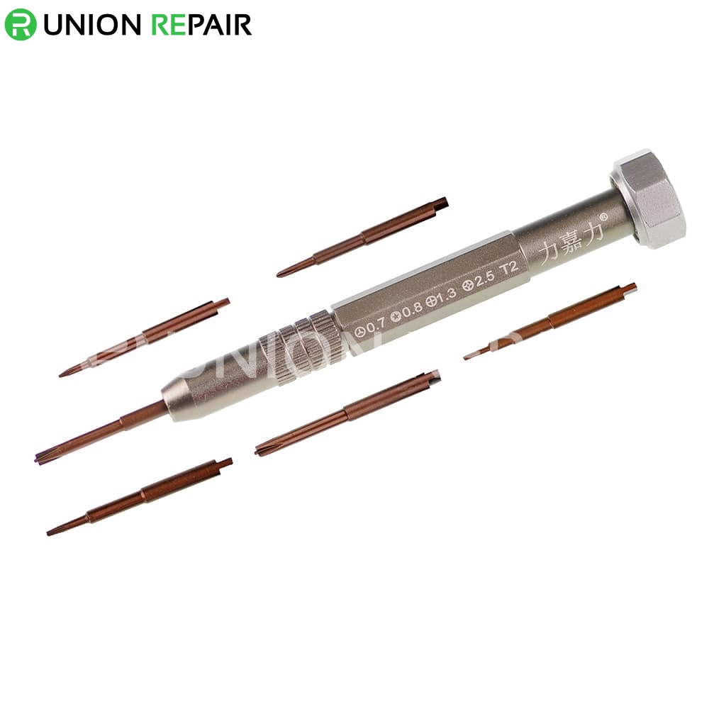 5 in 1 Screwdrivers Kit LJL 608-5 For iPhone/Android