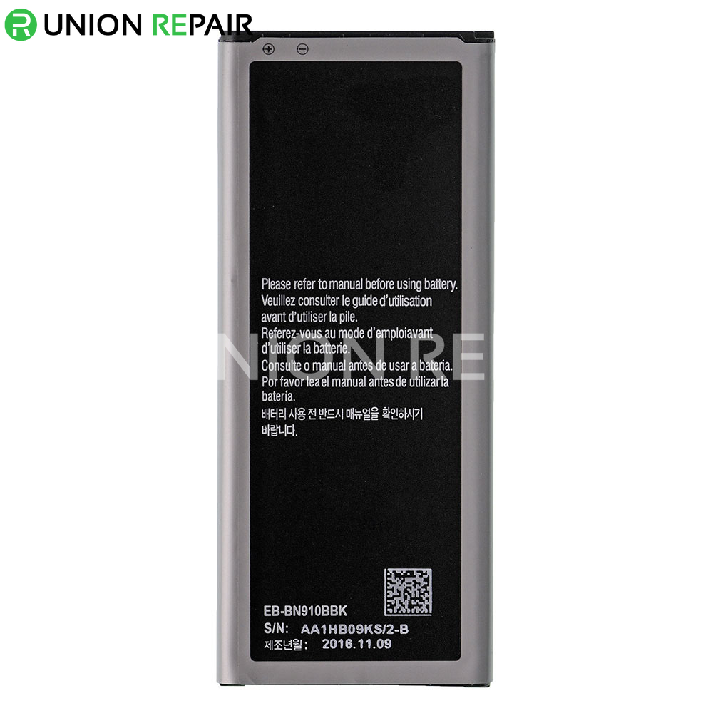replacement for samsung galaxy note 4 battery