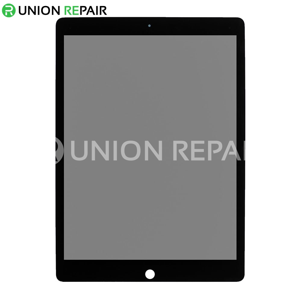 "Replacement for iPad Pro 12.9"" LCD Screen and Digitizer Assembly with Board Flex Soldered Complete - Black"