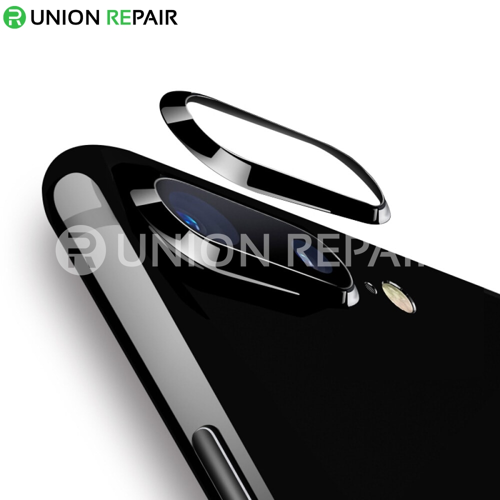 Luxury Metal Rear Camera Lens Protective Ring Cover For iPhone 7 Plus