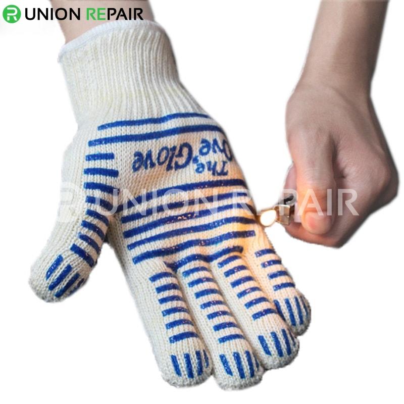 Non-slip Heat Resistant Proof Ove Glove