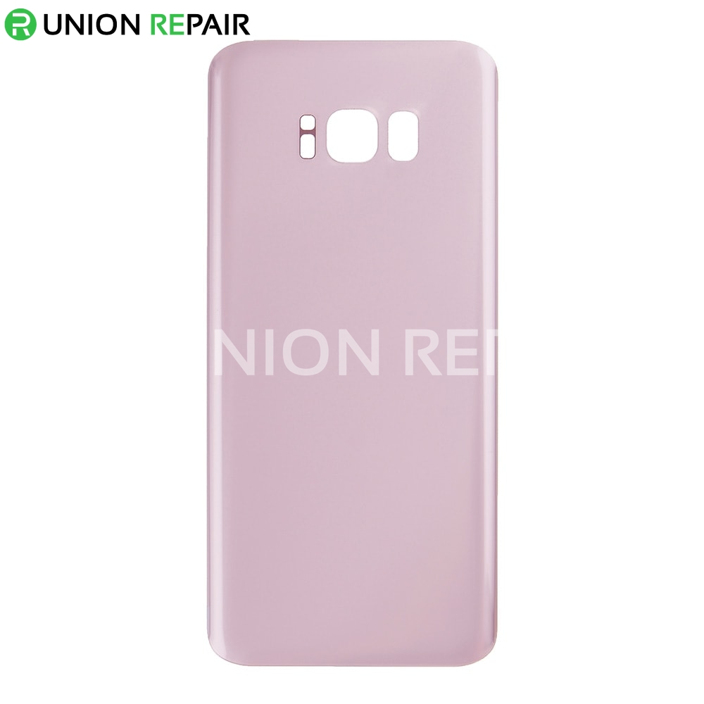 new style 2c5e3 ef78f Replacement for Samsung Galaxy S8 Plus SM-G955 Back Cover - Rose Pink