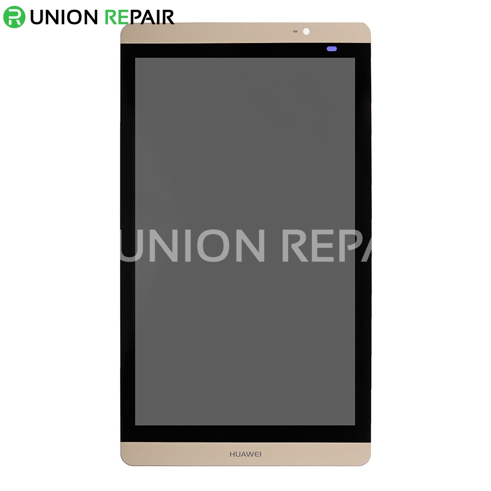 "Replacement for Huawei MediaPad M2 8.0"" LCD Digitizer Assembly - Gold"