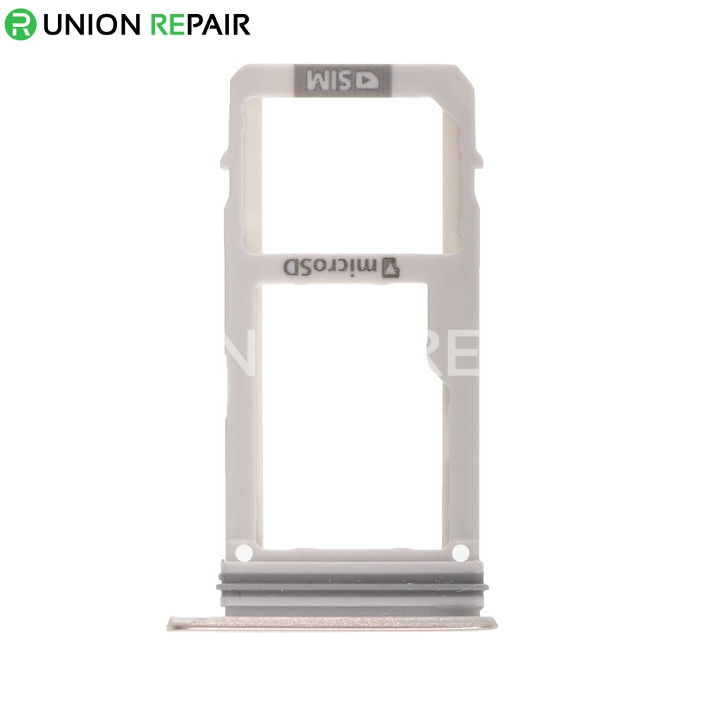 Replacement For Samsung Galaxy A3 2017 Sm 320 Sim Card Tray Gold