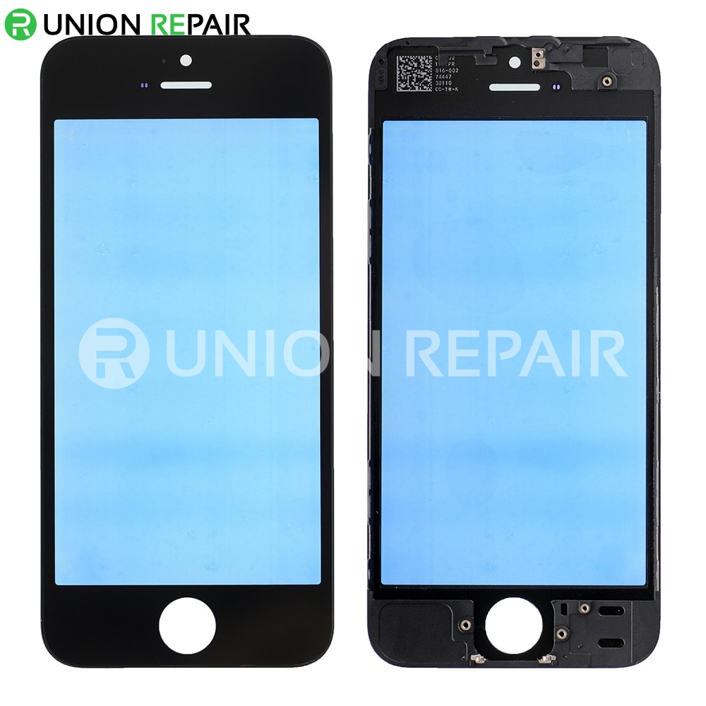 iphone 5 glass replacement replacement for iphone 5s se front glass with cold pressed 14521