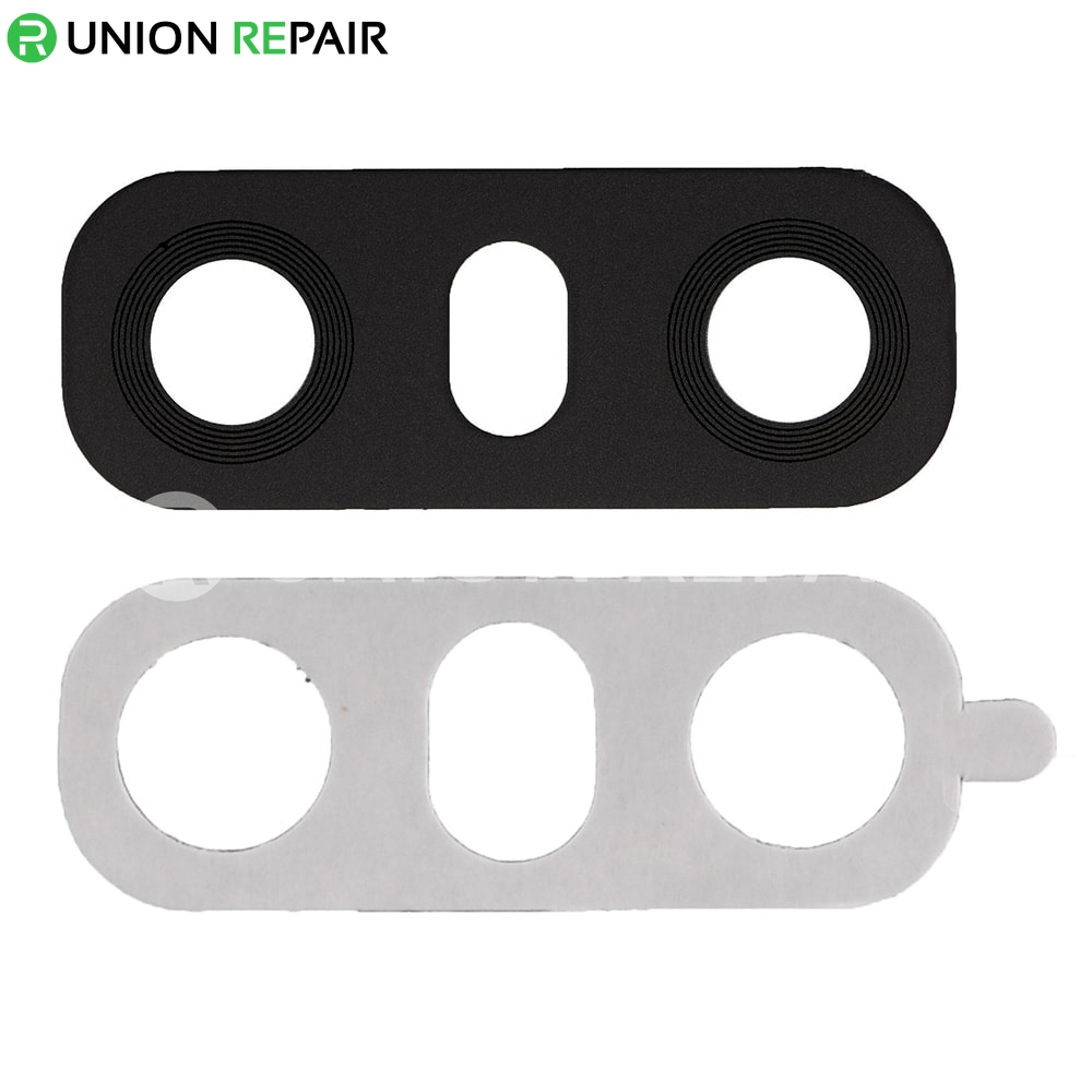 Replacement for LG G6 Rear Camera Holder with Lens - Black