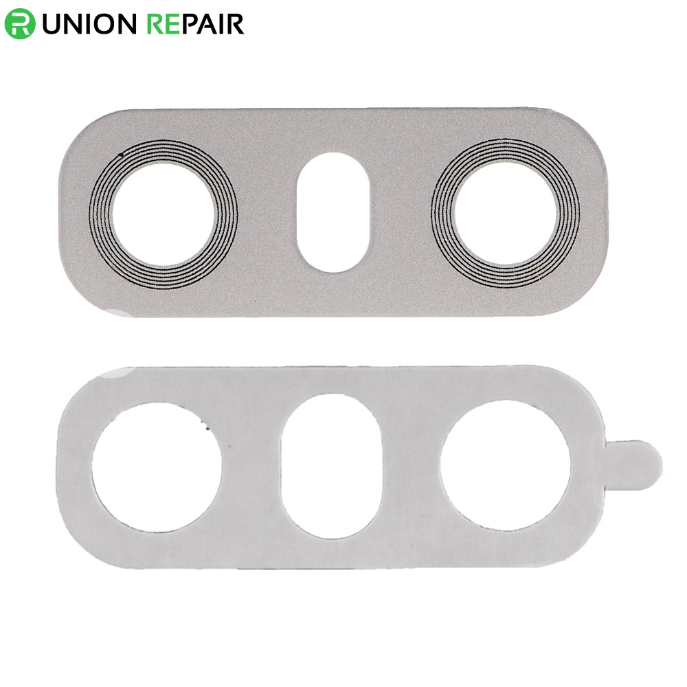 Replacement for LG G6 Rear Camera Holder with Lens - White