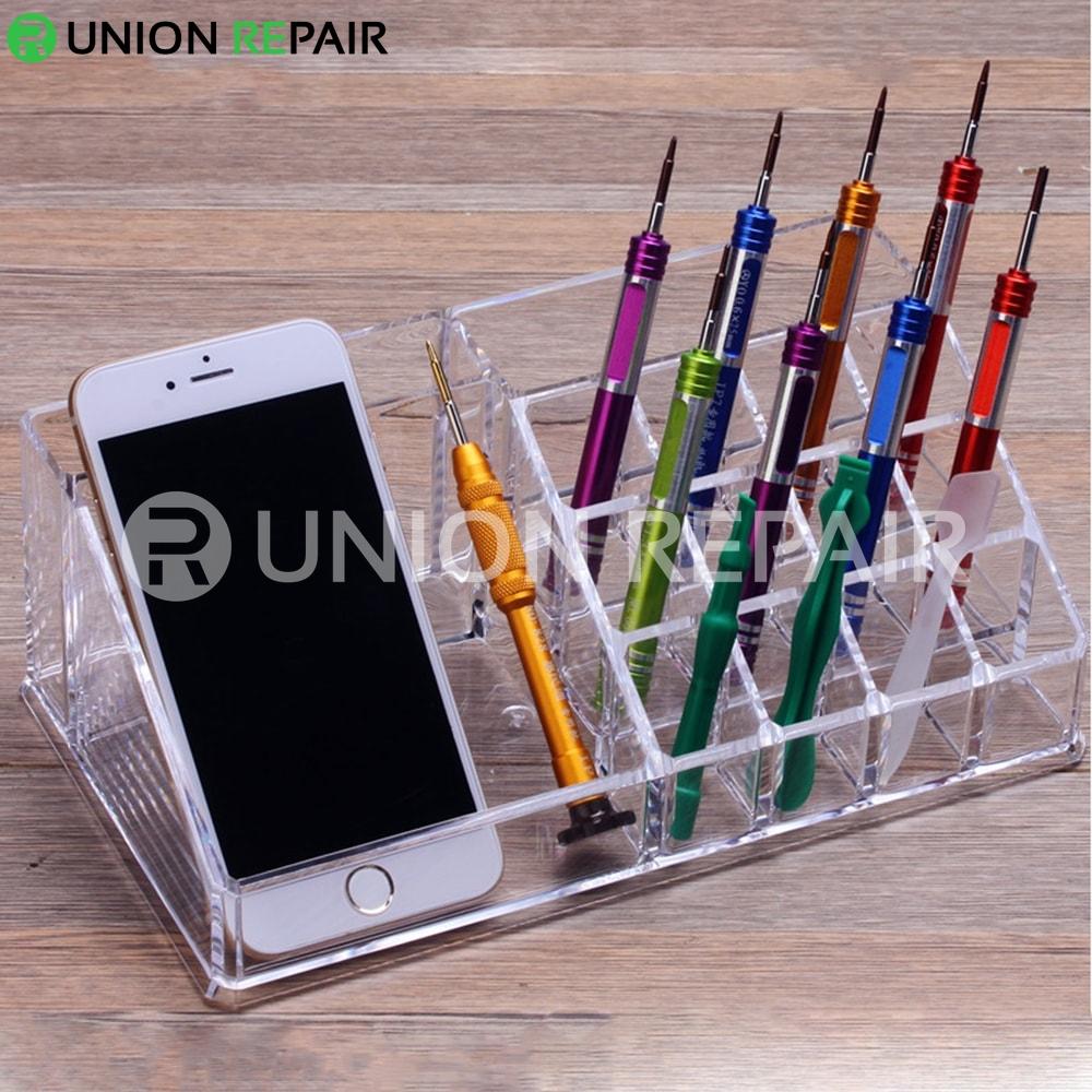 The Acrylic Mobile Phone Repair Toolbox