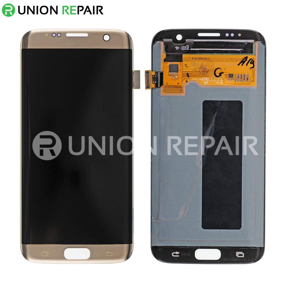 replacement for samsung galaxy s7 edge sm g935 series lcd. Black Bedroom Furniture Sets. Home Design Ideas