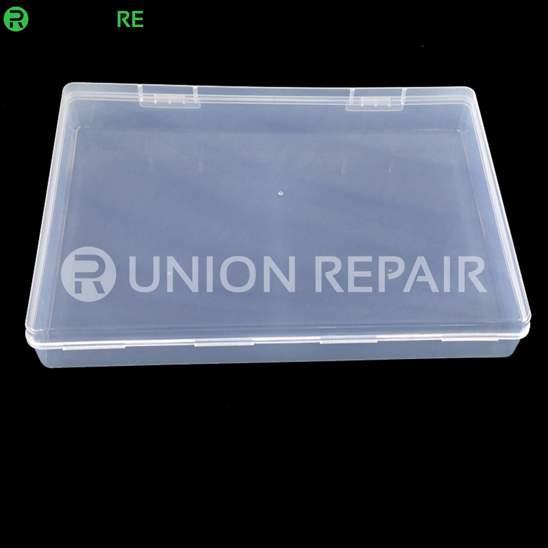 Mini Size 105x80x25mm Rectangle Subassembly Wrapper Plastic Component Box