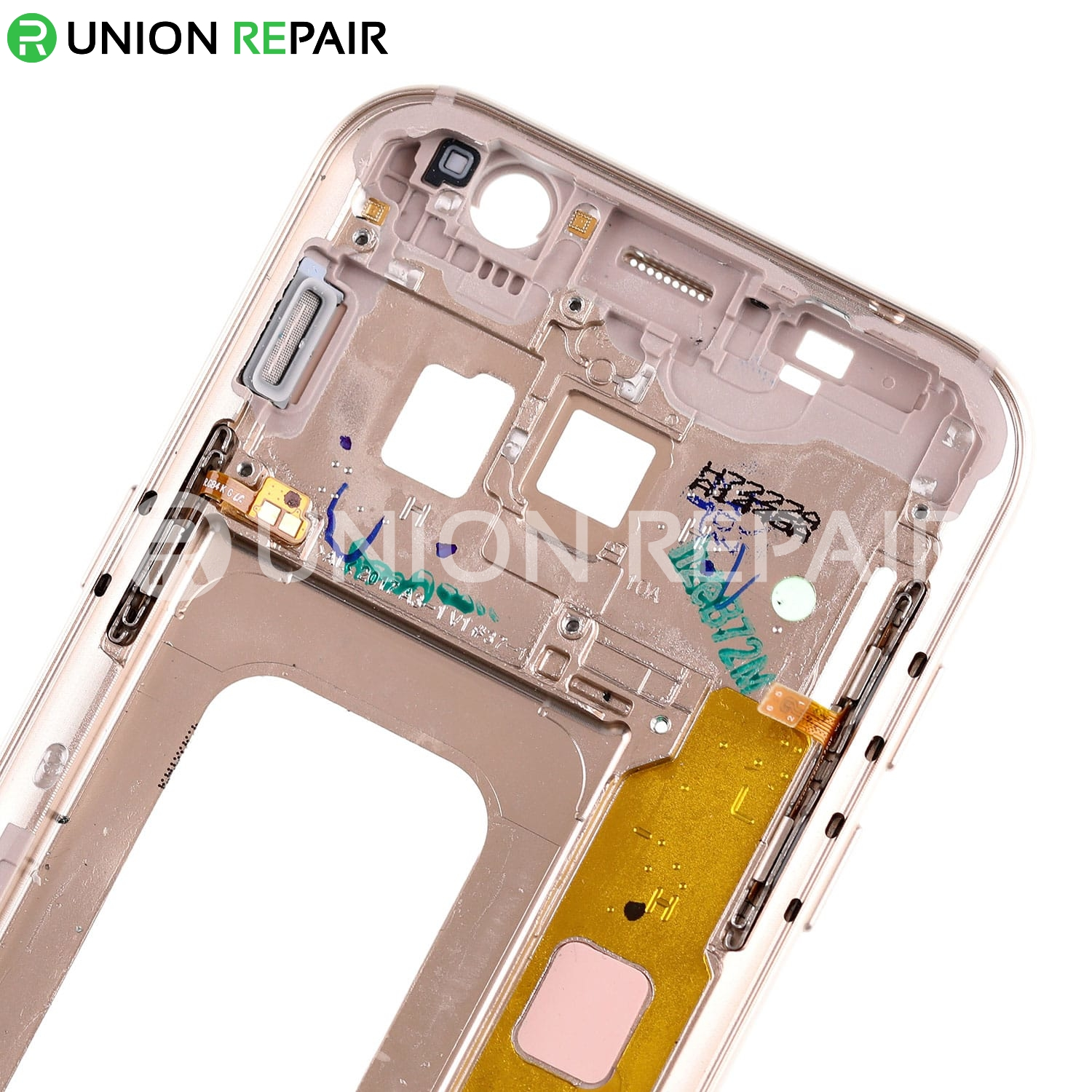 Replacement For Samsung Galaxy A3 2017 Sm 320 Rear Housing Frame Obral Oem Case Transformer Robot