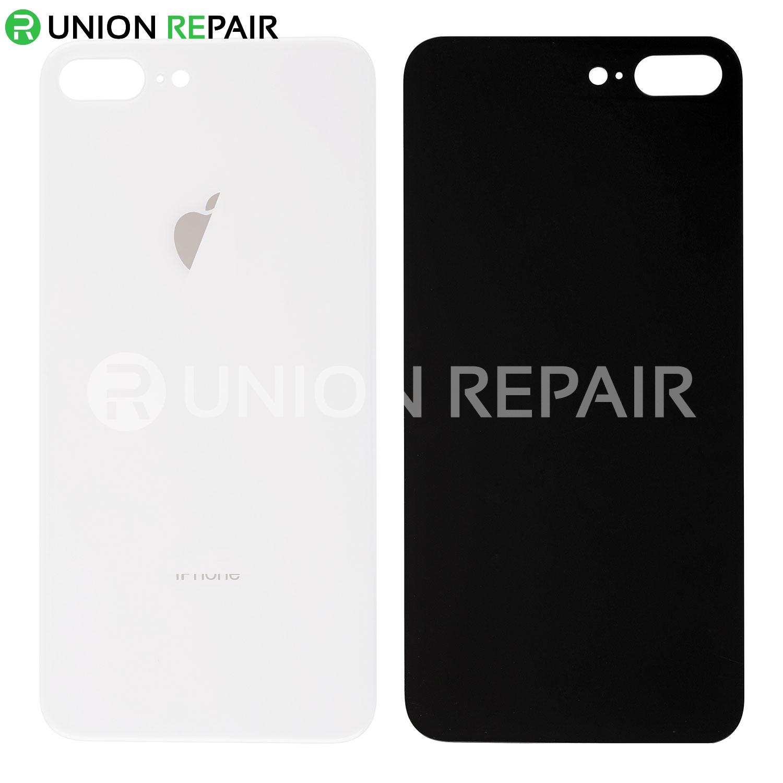 White iphone back