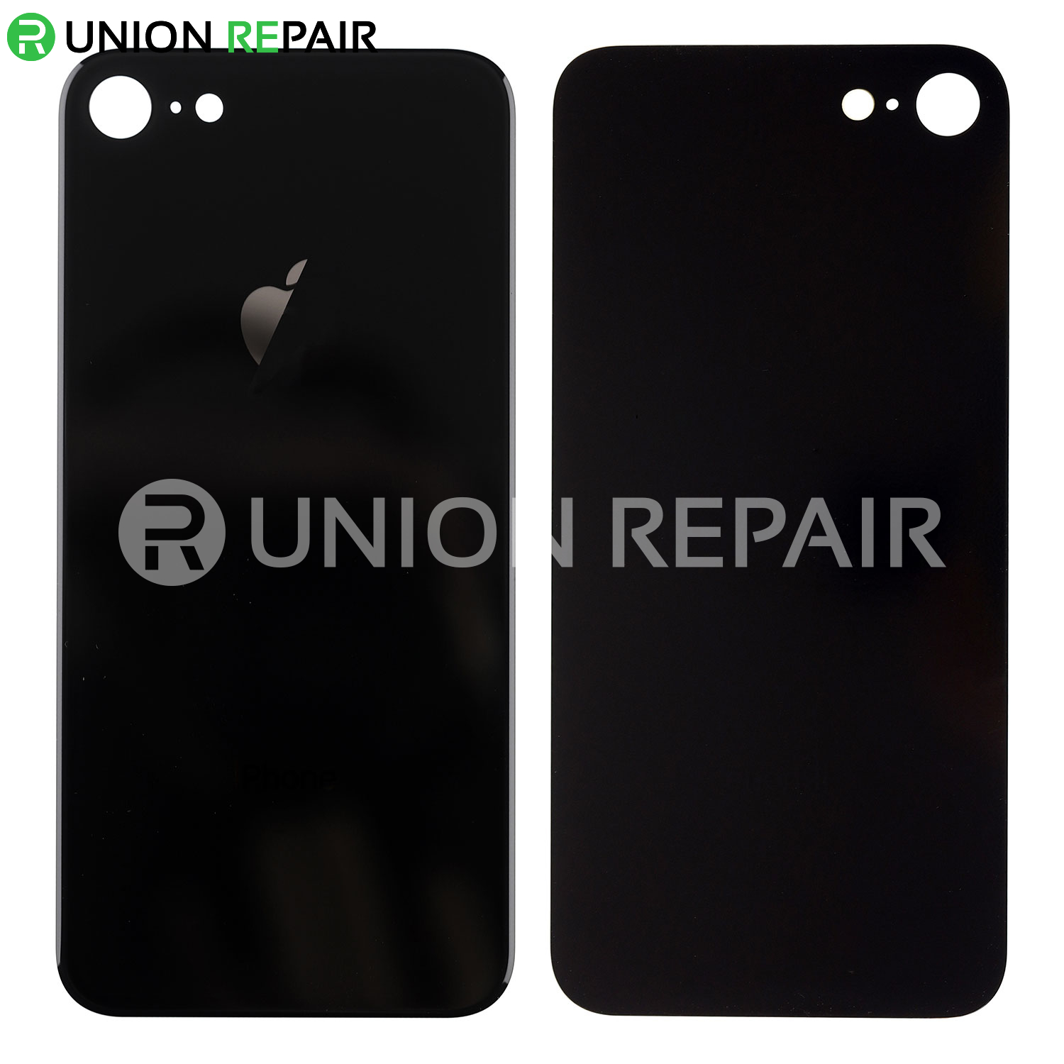 on sale f1a9b ee93c Replacement for iPhone 8 Back Cover - Space Gray