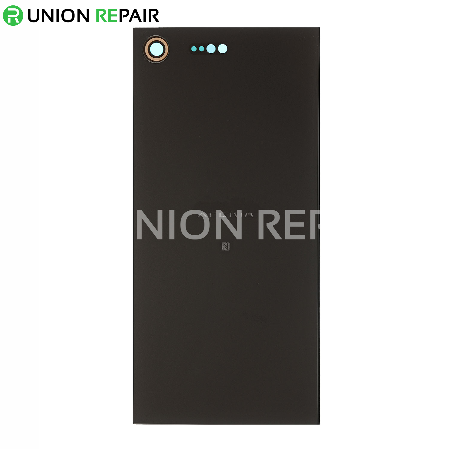 the latest 4667e a53ab Replacement for Sony Xperia XZ Premium Battery Cover - Deepsea Black