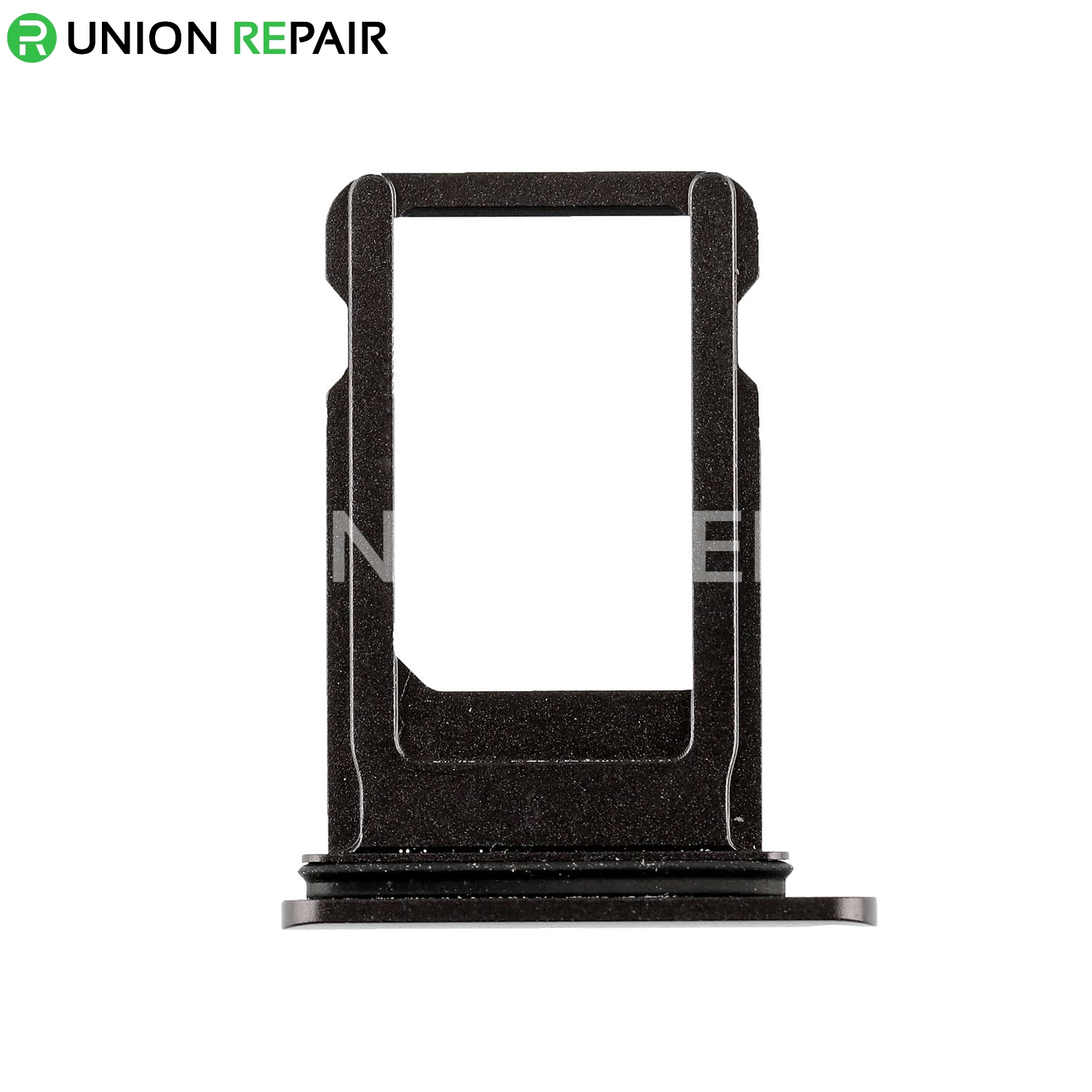 separation shoes 6fac6 c85c6 Replacement for iPhone 8 SIM Card Tray with Waterproof Circle - Black