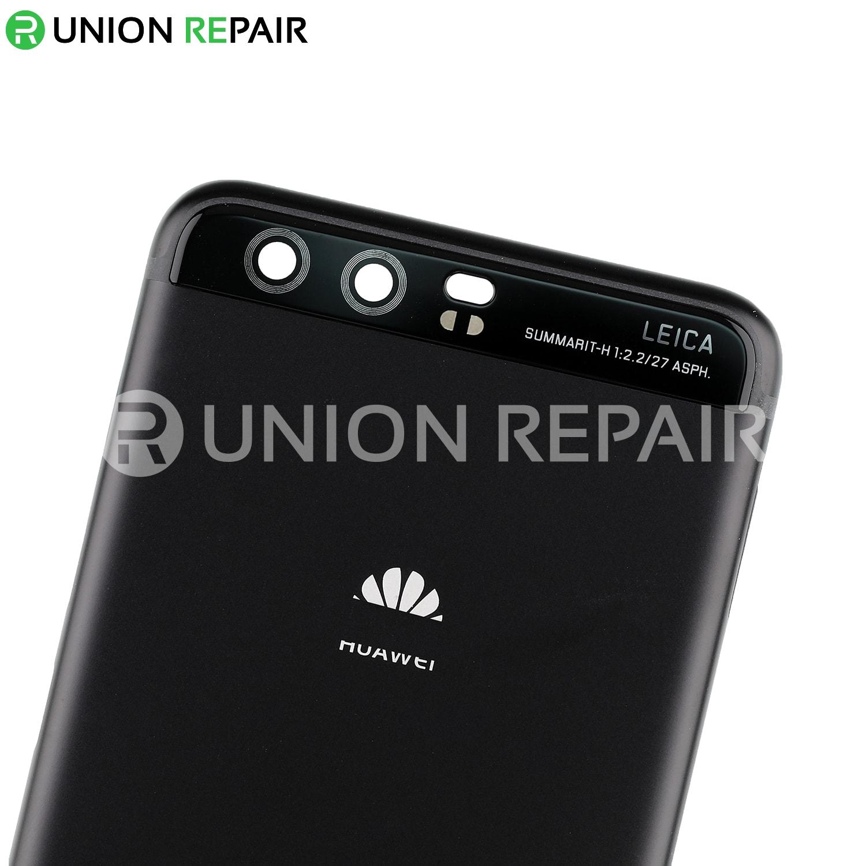 Replacement for Huawei P10 Battery Door -  Black