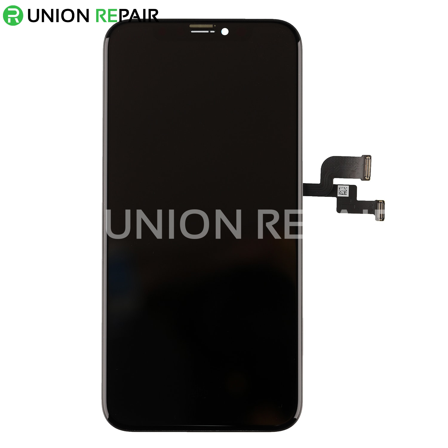 Replacement For iPhone X OLED Screen Digitizer Assembly - Black