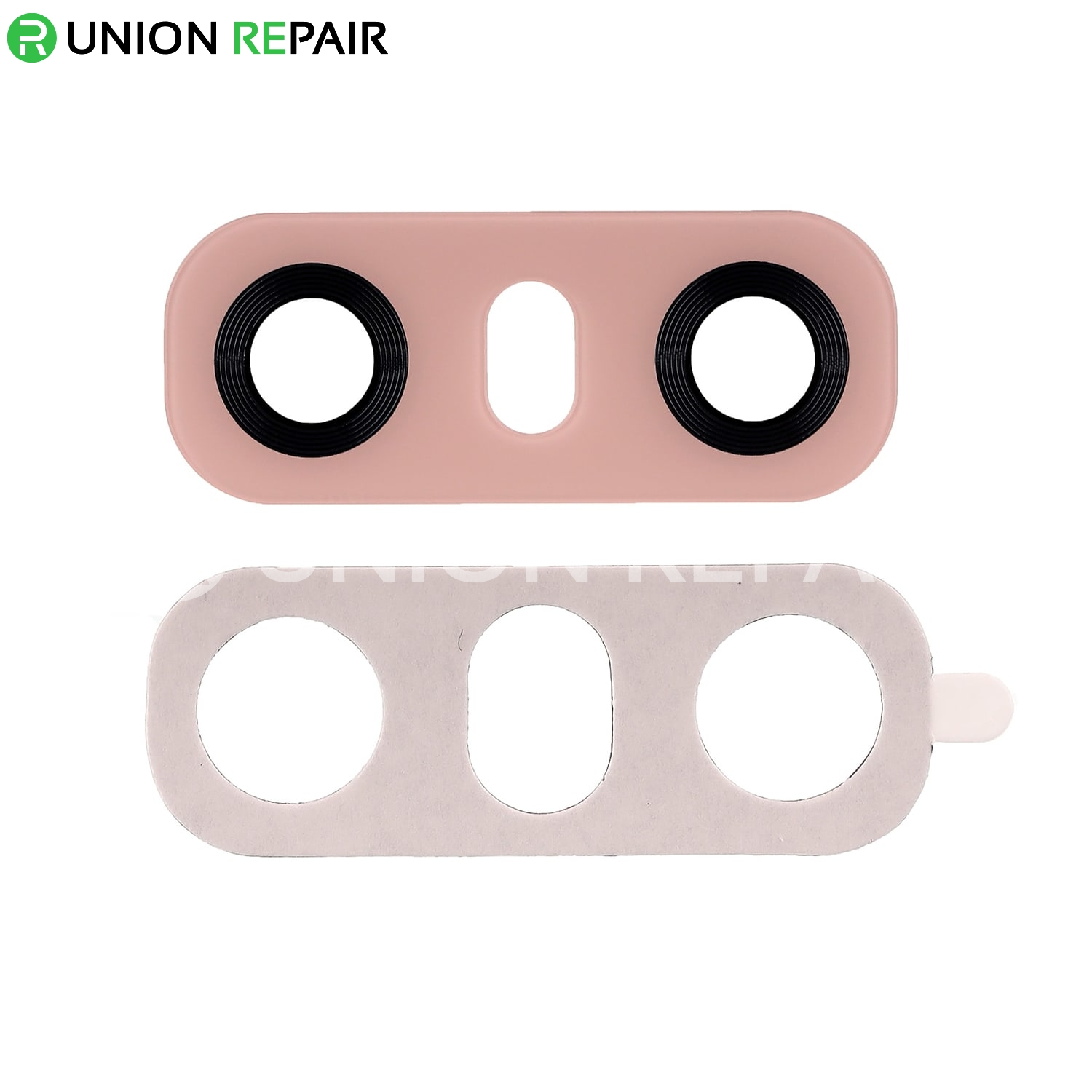 Replacement for LG G6 Rear Camera Holder with Lens - Rose Pink