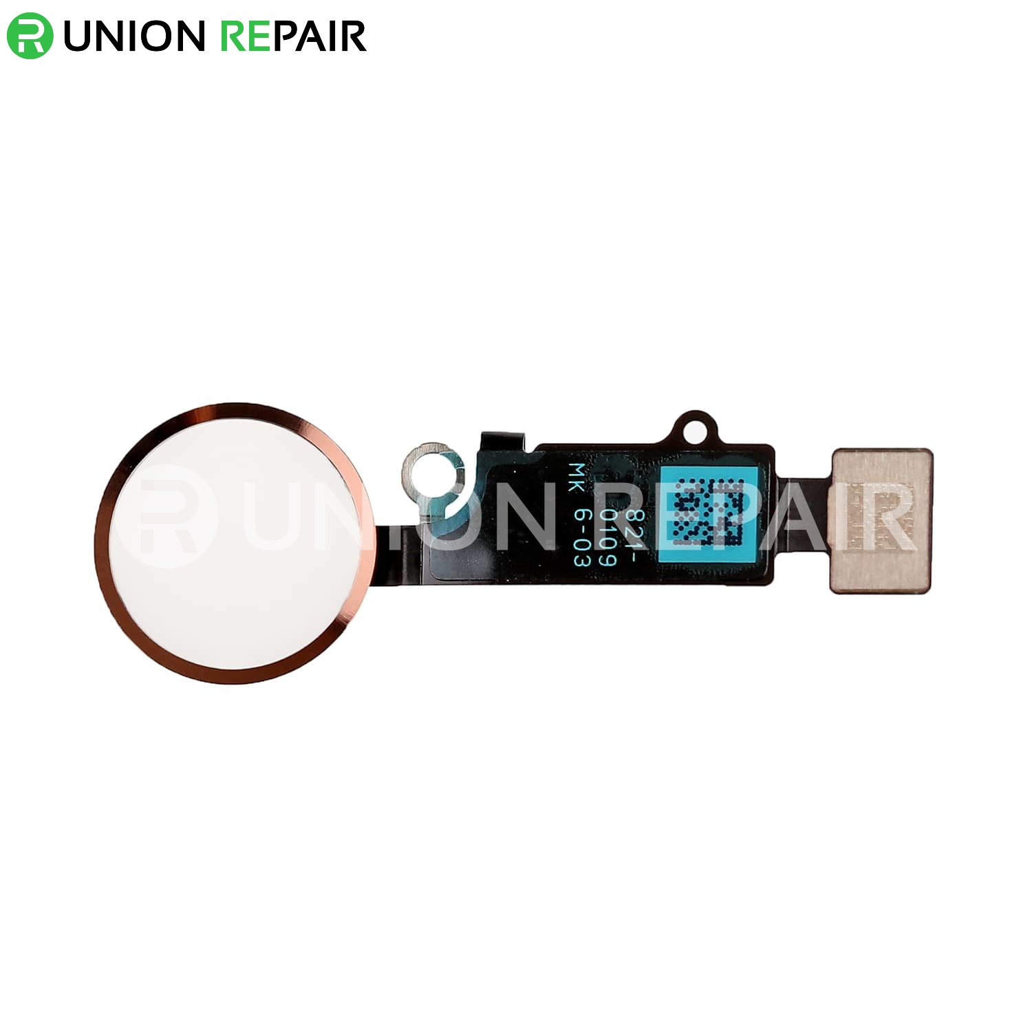 competitive price 880b7 f9c33 Replacement for iPhone 8 Home Button Assembly - Gold