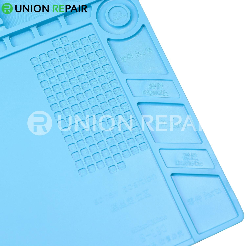 S-190 Silicone Microscope Maintenance Pad 318mmx480mm