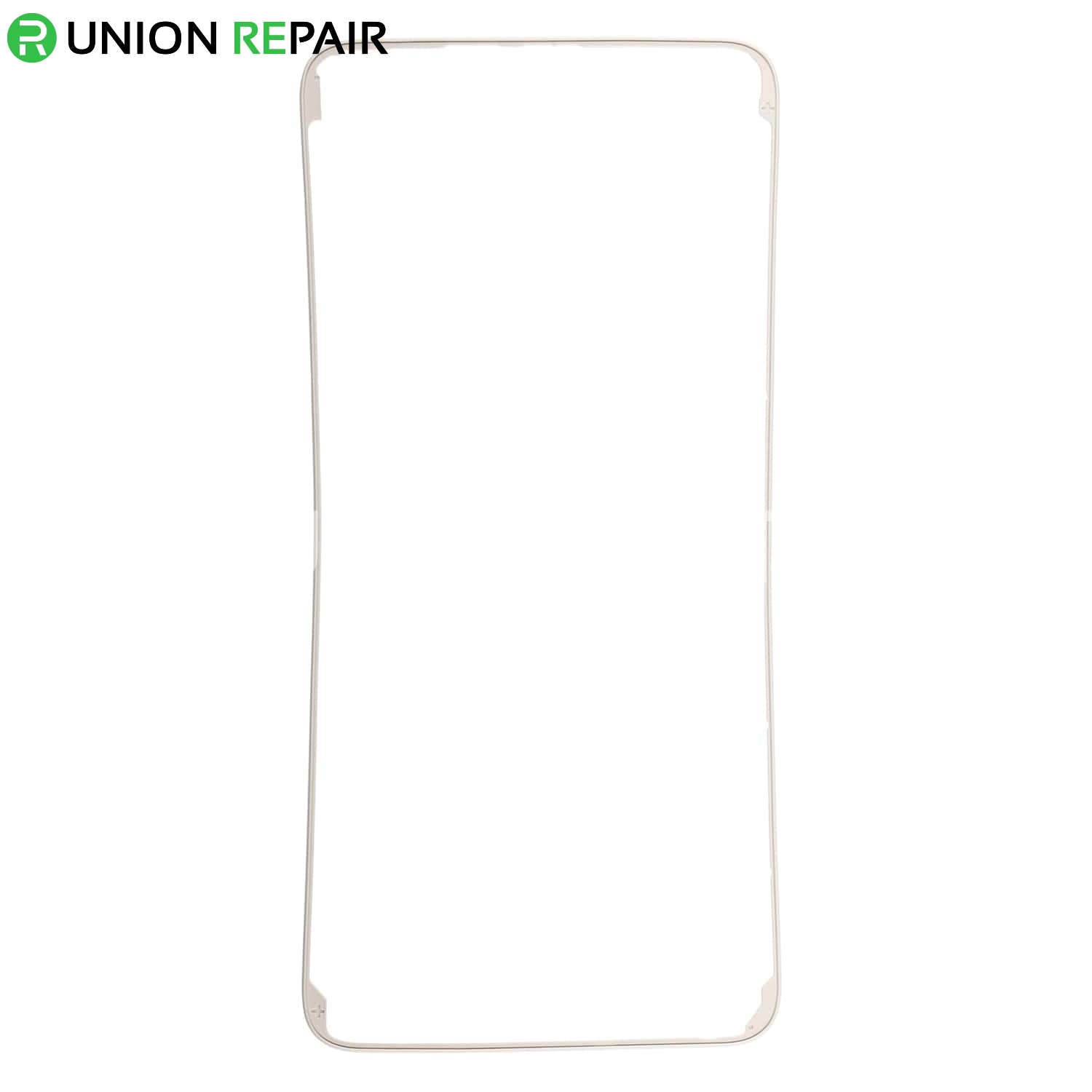 Replacement for Huawei P10 Plus Front Housing Frame - White